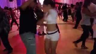 Salsa Dancing @ TBSF 2015 Lisa Love and Jose Sarabia