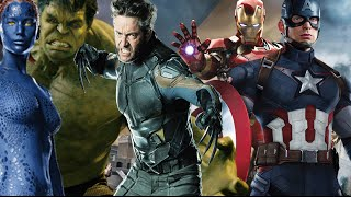 ¿Mega fusión de Marvel y Fox en 2020? - X-Men, 4 Fantásticos y Vengadores juntos en el Cine