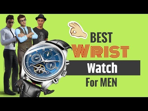 Best Wrist Watch For Men 2020 | Wrist Watch Men | Wrist Watch Online