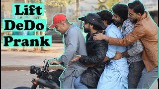 Bike Lift Prank   Pranks In Pakistan   Humanitarians   2019