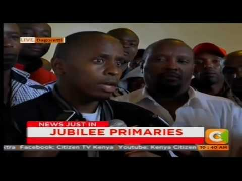 Former Redykyulass comedian wins in Jubilee primaries after defeating incumbent MP