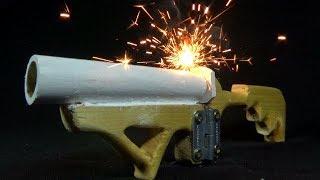 как сделать ракетницу в домашних условиях