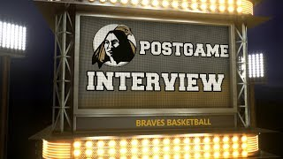 Braves Women's Basketball Postgame: Francis Marion thumbnail