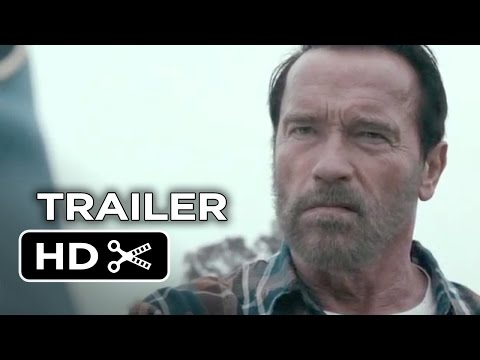 Maggie Official Trailer #1 (2015) - Arnold Schwarzenegger, Abigail Breslin Movie HD