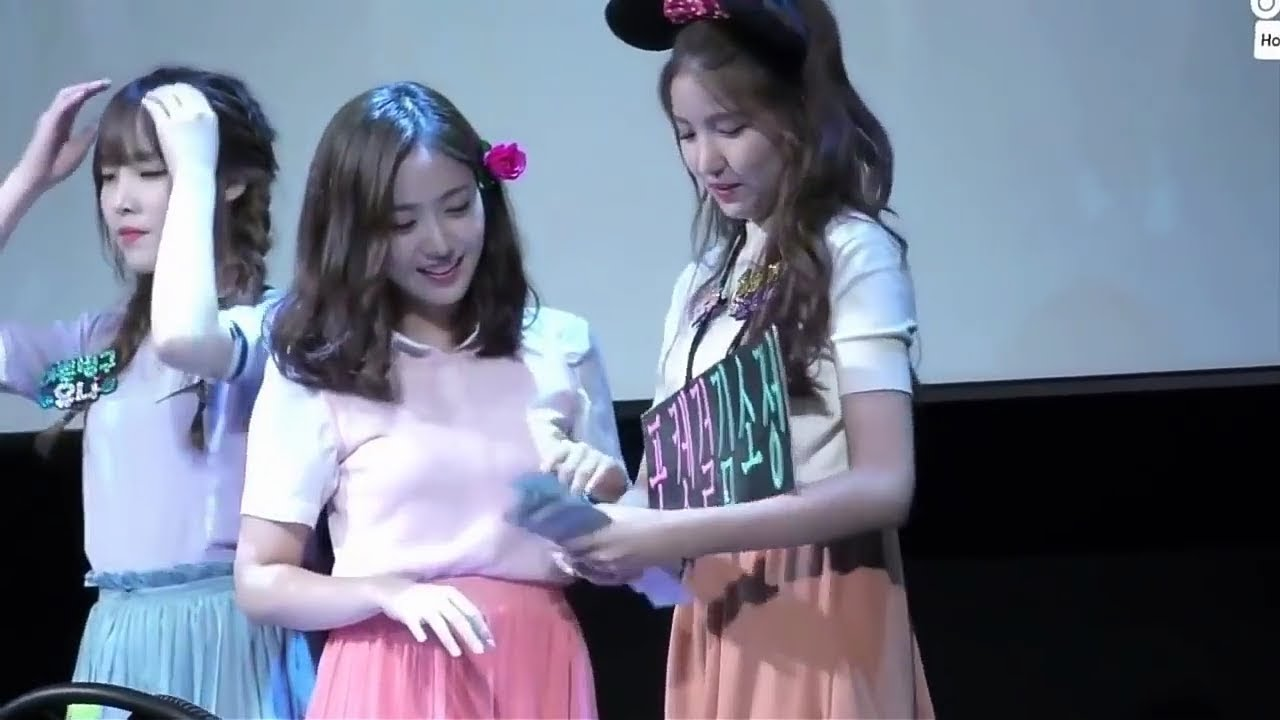 Gfriend Funny Moment Sowon Sinb Tom Jerry Moment