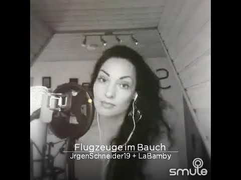 Oli P Flugzeuge Im Bauch Cover By La Bamby Youtube