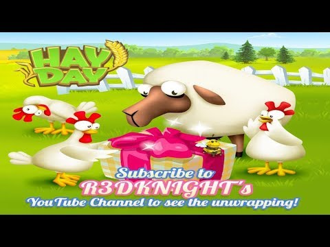 Hay Day Live - June 2017 - Official EU Supercell Shop, Hay Day Merchandise Unboxing