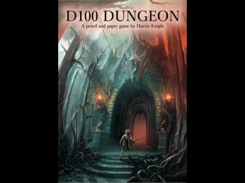 D100 Dungeon Live!!- Back to Town Then off on another Adventure!