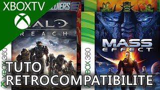 Xbox TV: Comment marche la rétro compatibilité des jeux Xbox 360 sur Xbox One ?