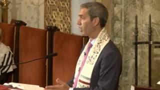 Rabbi Elliot Cosgrove - 9.10.16  - Park Avenue Synagogue