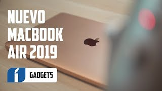 UNBOXING nuevo Apple MacBook Air 2019