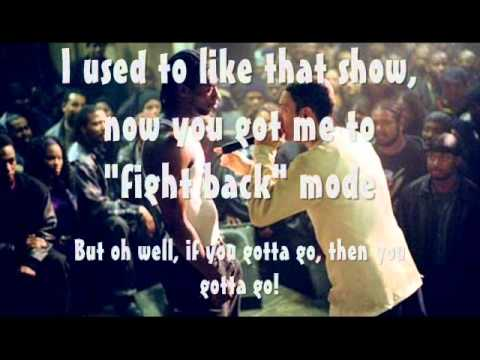 Eminem:8 Mile Freestyle Battles Lyrics | LyricWiki ...