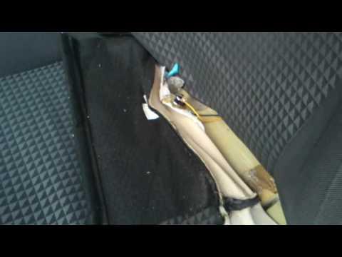 Видео Ремонт подогрева сидений
