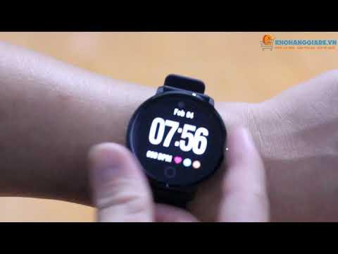 Đập Hộp - Review đồng Hồ Thông Minh Smart Watch V11  | Khohanggiare.vn