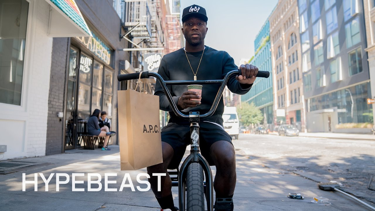 19b710aa5d3035 Coffee  N Clothes With Nigel Sylvester - YouTube