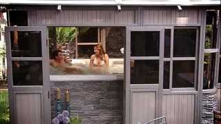 Cal Spas Hot Tubs, Spas And Swim Spas For Sale. Cal Design Spa Wraps And Gazebos.