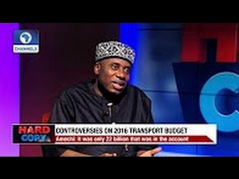 ALLEGATIONS OF CORRUPTION – Former Gov. Rotimi Amaechi Says He's Not Corrupt & He Doesn't Like Money