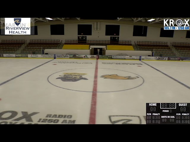 Crookston Girls Hockey vs Thief River Falls