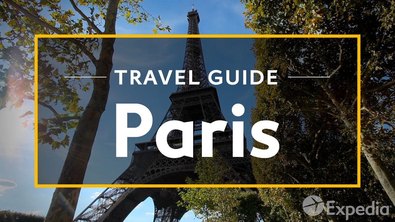 paris vacation travel guide expedia youtube. Black Bedroom Furniture Sets. Home Design Ideas