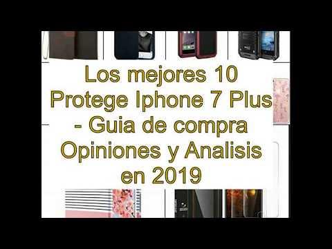 5ae96cd51cd Los mejores 10 Protege Iphone 7 Plus - Guía de compra, Opiniones y Análisis  en 20 - YouTube