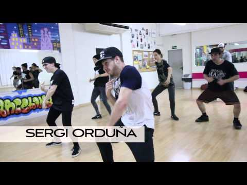 LA URBAN DANCE FACTORY 2015 :: BARCELONA