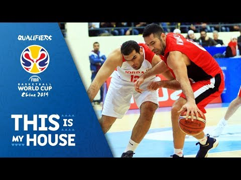 Jordan v Syria - Full Game - FIBA Basketball World Cup 2019 - Asian Qualifiers