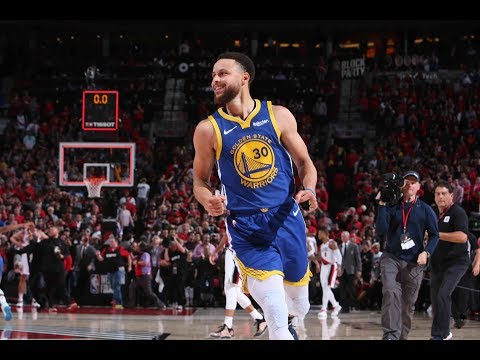 DJ Slab 1 - Stephen Curry 7 Threes, Triple-Double en Route to 5th-Straight Finals