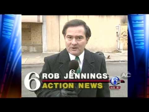 WPVI-TV 6ABC Philadelphia - Jim Gardner Pays Tribute To Rob Jennings - July 26, 2013 [HD]