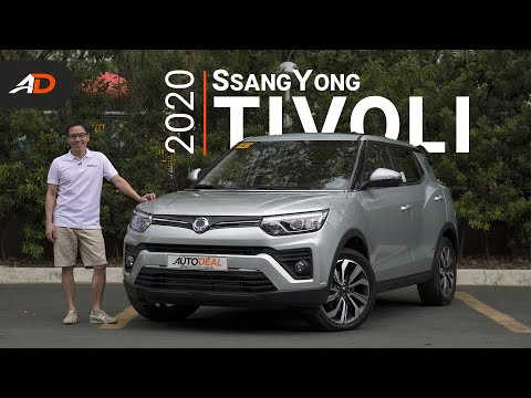 2020 SsangYong Tivoli Diesel Review - Behind the Wheel