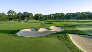 2020 U.S. Open: Winged Foot Flyover - Hole No. 12
