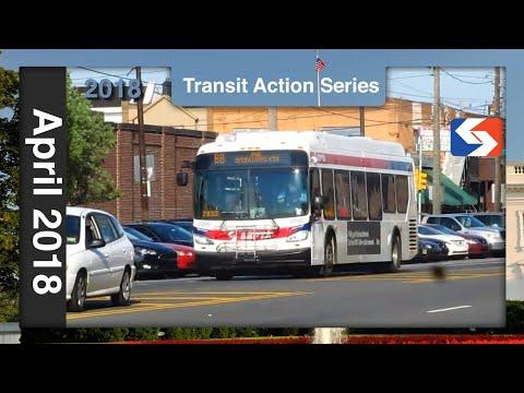 April 2018 Buses - SEPTA Action Series