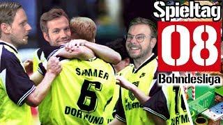 8. Spieltag der Fußball-Bundesliga in der Analyse | Saison 2019/2020 Bohndesliga