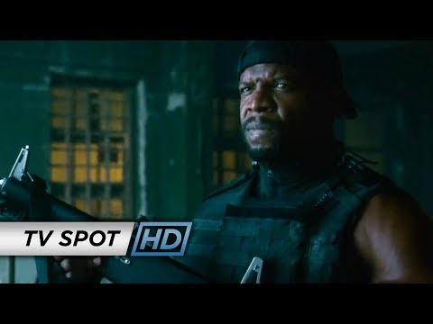 The Expendables 2 (2012) - 'Action Lovers Dream Team!' TV Spot #2