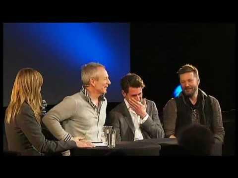 Lachlan Nieboer, Stig Henrik Hoff & Petter Næss om Into The White på Blått Lerret PART 2