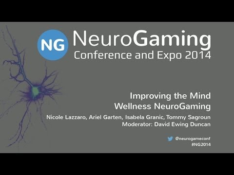 Improving the Mind - Wellness NeuroGaming