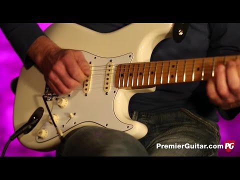 Review Demo - Fender Jimi Hendrix Stratocaster