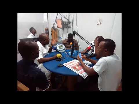 Emission Taxi Presse du 20 Avril 2018 Radio Taxi Fm Togo