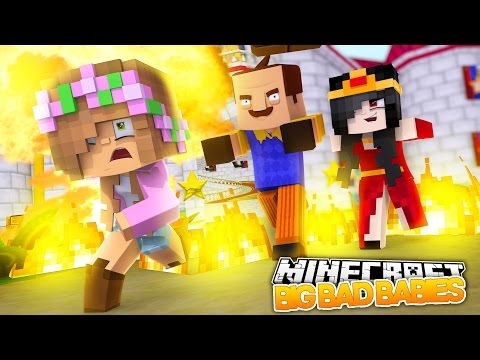 RAMONA AND THE NEIGHBOUR TEAM UP! Minecraft Little Kelly (Custom Roleplay)