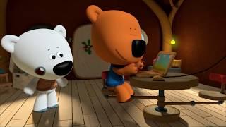 De mois en mois, l'Ours, le Traitement des Arbres    | Dodu TV | dessin animé | 8. Chapitre