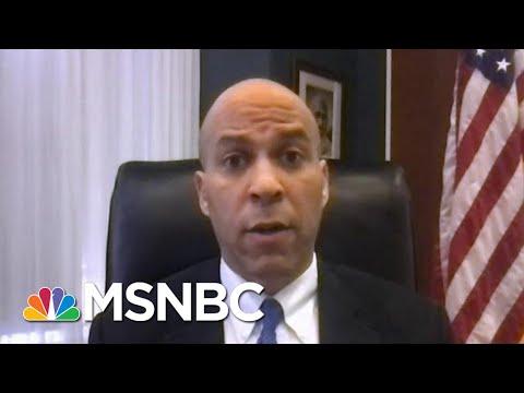 Sen. Booker: An Unprecedented Health Crisis Needs An Unprecedented Response | Morning Joe | MSNBC