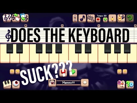 My Singing Monsters: Composer - Let's Make A Song Using the Keyboard!
