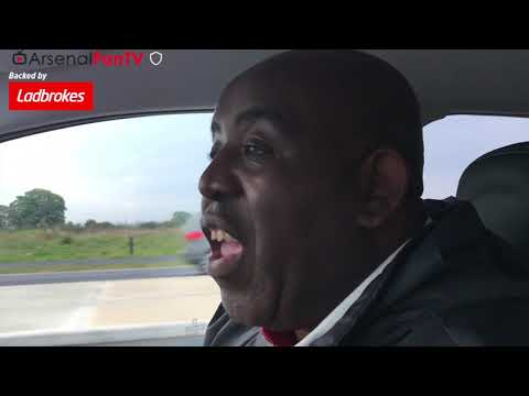 Arsenal v West Brom | Road Trip To The Emirates Stadium