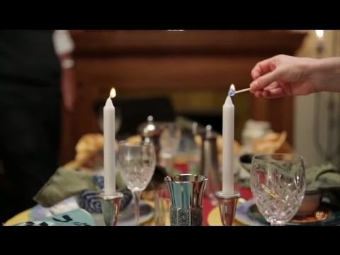Shabbat Was Created For You. A Short Film By BeEzrat HaShem Inc