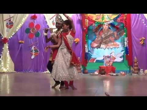 shyam bansi bajate ho-dance -jnv gonda