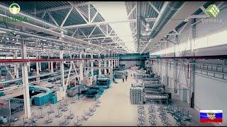 видео завод промышленного оборудования