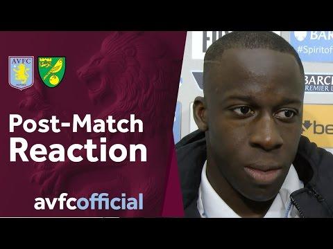 Villa 2-0 Norwich - Post match reaction