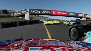 Forza Motorsport 7 - NASCAR at Sonoma