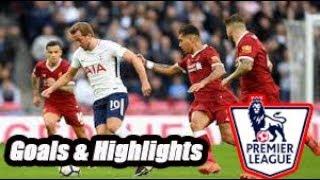 Tottenham vs Liverpool - Goals & Highlights - Premier League 18-19