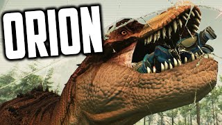 ORION - SWALLOWED WHOLE! (First Look Fails Gameplay)