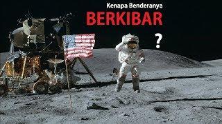 Tidak Percaya Manusia Pernah Mendarat di Bulan ? Coba Lihat Video ini !